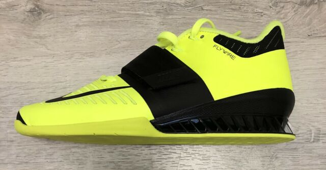 New Nike Romaleos 3 Weightlifting Shoes