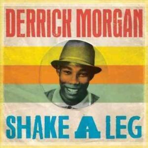 MORGAN-DERRICK-SHAKE-A-LEG-NEW-VINYL-RECORD
