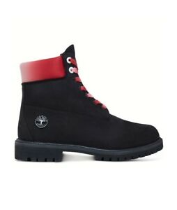46 6 11 Eur Premium Men's Boots Timberland Black Inch 5 Uk 4BAU1wq1