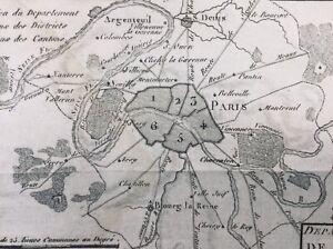 Carte-de-Paris-en-1792-Montmartre-Vincennes-Neuilly-Clichy-Montreuil-Nanterre