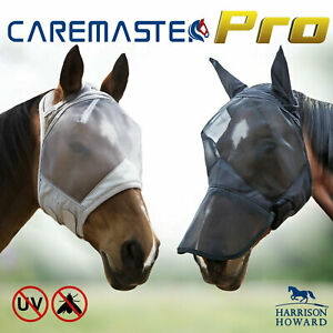 Harrison-Howard-CareMaster-Pro-Fly-Mask-Full-Face-Fleece-padded-Anti-UV-Free-PP