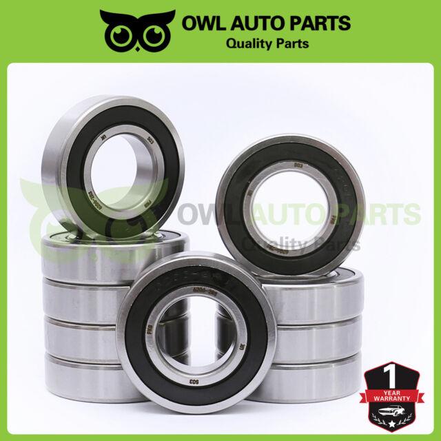 6x15x5 R//C Bearings 10 Premium Bearing ABEC 3,C3,EMQ RS 696-2RS