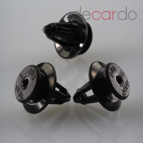 20x türverkleidungclips revestimiento interior clips 823867299
