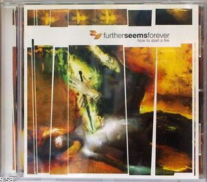 Further Seems Forever  How to Start a Fire CD 2003 - Loughborough, Leicestershire, United Kingdom - Further Seems Forever  How to Start a Fire CD 2003 - Loughborough, Leicestershire, United Kingdom