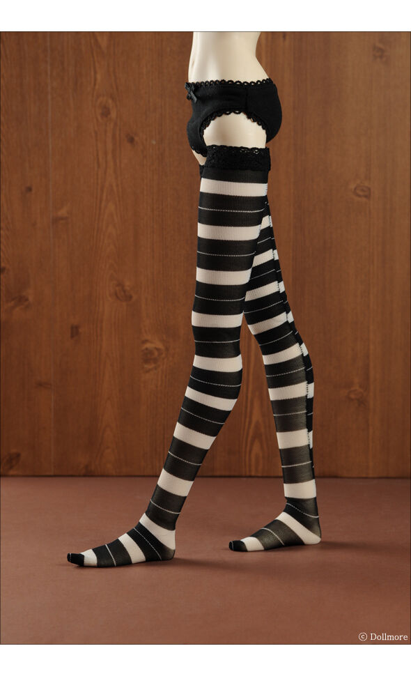 MKN Band Stocking Dollmore NEW 1//3 BJD SCALE SIZE SD Black Iv
