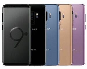 Samsung-Galaxy-S9-Plus-64GB-SM-G965U-Verizon-GSM-Unlocked-Smartphone-6GB-RAM