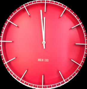Conception-38cm-quartz-Horloge-murale-etouffe-de-gare-grande-elegant