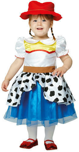 Disney Baby Jessie The Cowgirl Toy Story Fancy Dress Costume 6 12 Months