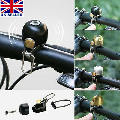 BELL Bicycle Mountain Bike Copper Bell High Quality Loudly Speaker New UK