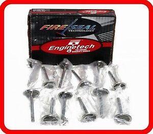 "98-09 Chevy//Pontiac//Olds//Buick 3.4L 3400 V6 /""E,F/"" Intake /& 6 6 Exhaust Valves"