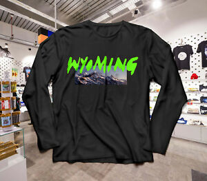 Details about New Kanye West Wyoming New Merch 2018 Gildan T-Shirt S-2XL  MultiColor