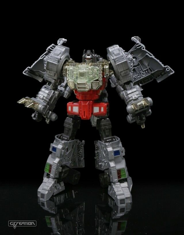 GCreation - Shuraking - SRK-03 - Wrath 3rd Party Masterpiece Transformers
