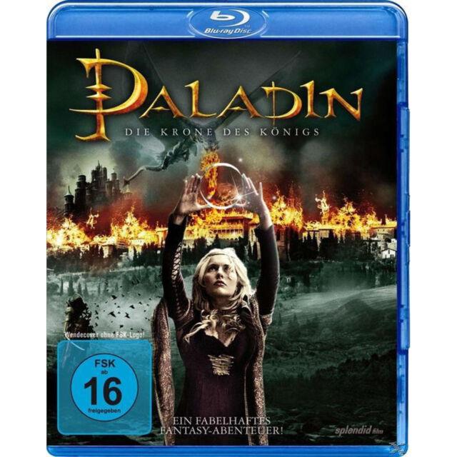 Paladin - Die Krone des Königs [Blu-ray] NEU OVP