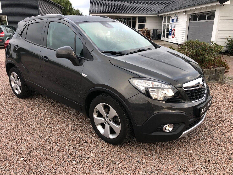 Opel Mokka 1,4 T 140 Enjoy aut. 5d - 189.800 kr.