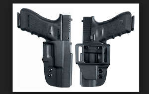 Right Hand Uncle Mikes Kydex Paddle Holster 5423-1 Sig Pro 2340