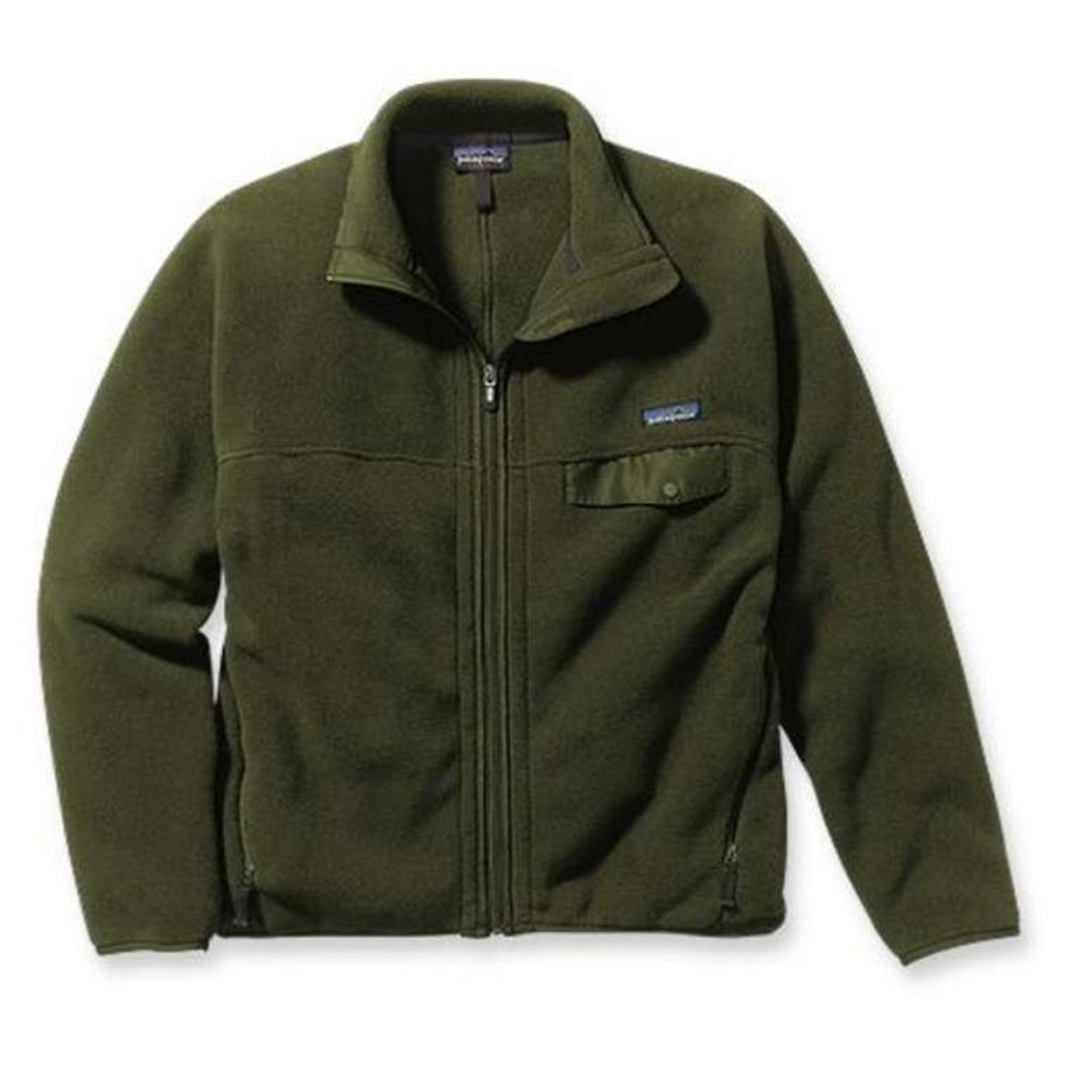 Patagonia Herren Fleece Fleece Fleece Jacke Snap zip (Andere Farbe und Gr. Fragen) 842bab