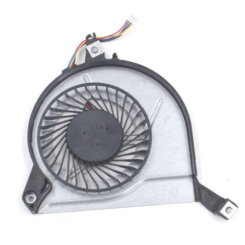 767712-001 767776-001 HP Pavilion 14-V 15-P 15-K 17-F CPU Cooling Fan Cooler