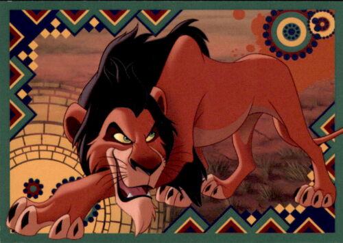 Panini Disney-Roi Lion 2019-Carte 47
