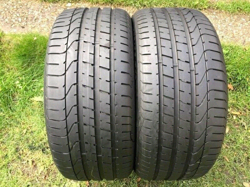 255/35/19 tyres in Normal and Run Flat