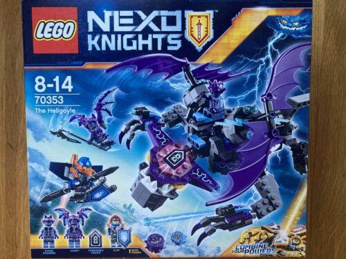 """LEGO 70353 NEXO KHIGHTS /""""The Heligoyle/"""""""