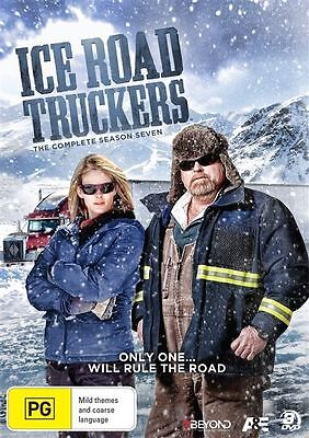 Ice Road Truckers Season 7 : NEW DVD