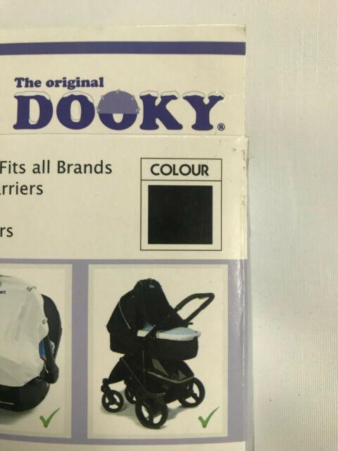 Dooky Original Farbton für Buggy Kinderwagen Spaziergänger Kinderwagen Autositz