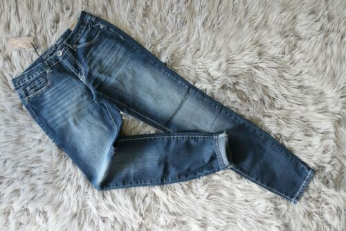 Jeans Bleu Myth Femmes Jegging pour New 8 Taille W29 Taille Basse Of R Jade A4q1f