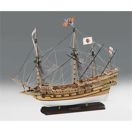 Victory Models Revenge 1577 Elizabethan Navy Royal Warship 1 64th Model Ship Kit