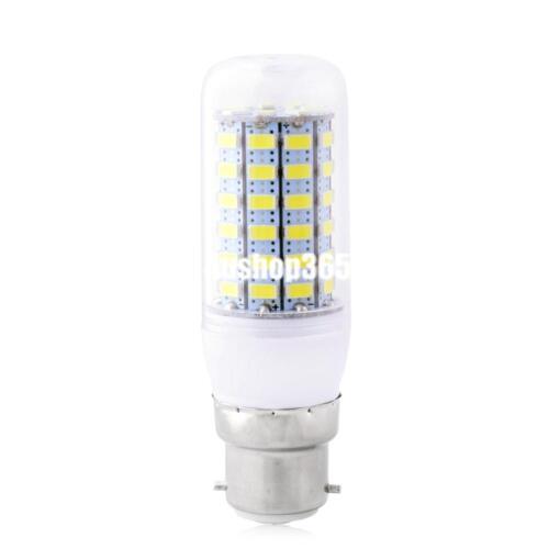 E27 B22 E12 G9 E14 7//9//12//15//20//25W Ultra Bright 5730 LED Corn Bulbs Light Lamps