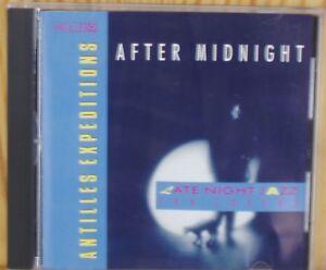 Various-artists-F-MORGAN-HEATHBROTHERS-Phil-WOODS-B-SIDRAN-After-midnight