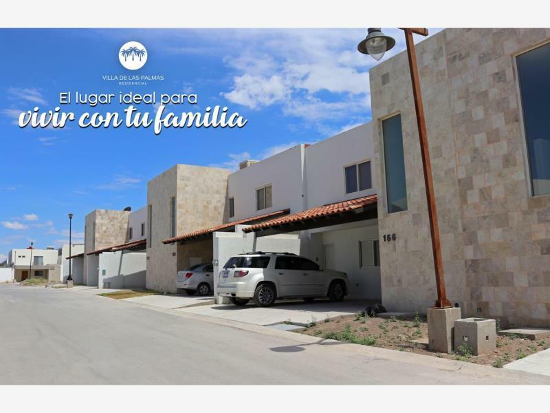 Departamento en Renta en Villa de las Palmas