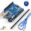 UNO-R3-Board-ATmega328P-CH340-5V-Arduino-Komp-EBPO-Tech miniature 1