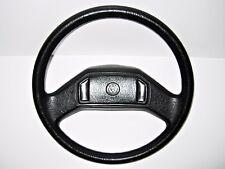 VW Volkswagen Golf mk1 mk2 1 2 Rabbit GTI Polo Passat Jetta Steering Wheel Black