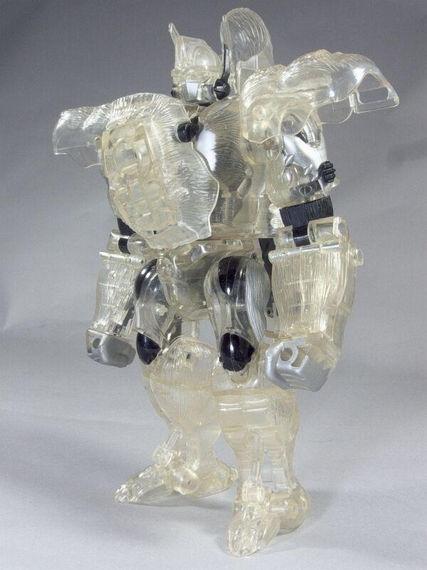 moda clasica Transformers Optimus Prime C-1 Beast Wars convoy esqueleto esqueleto esqueleto Ver. edición Limitada  100% autentico