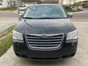 2010 Chrysler Town & Country Touring-POWER SLIDING DOOR STOW/GO