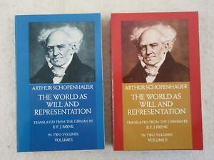 Arthur-Schopenhauer-THE-WORLD-AS-WILL-AND-REPRESENTATION-2-Vol-039-s-1966-Dover-NY