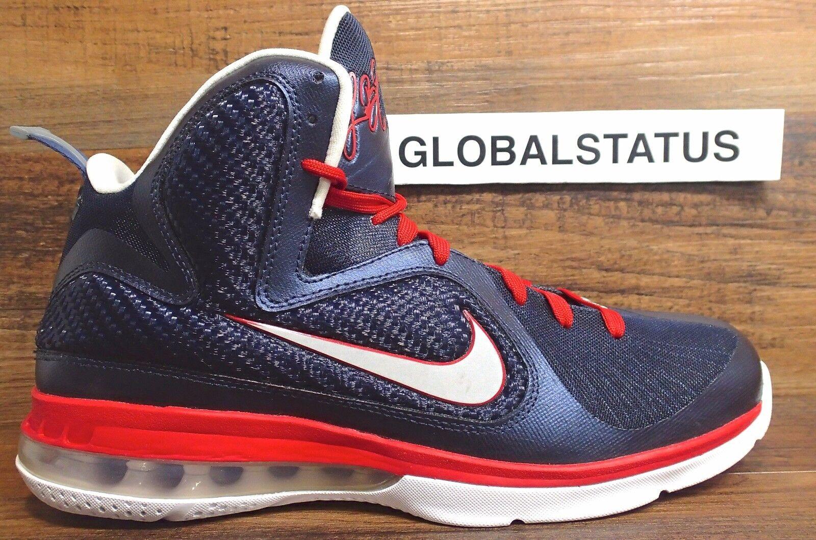 2011 - id Uomo lebron 9 usa olympic blu, scarpe da basket 512132 991 sz 10