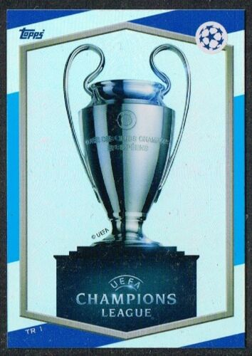 Champions League MATCH ATTAX 2016-2017 ☆ 100 CLUB//HAT TRICK HERO//TROPHY ☆ Cards