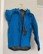 Arc'teryx Alpha AR Jacket Men's Gore-tex Water Proof Shell S Colour:Bombora