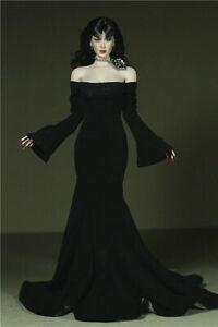 Diamond-Belt-1-6-Dress-Clothes-Fit-12-034-PH-Big-Bust-Steel-Bone-Female-Figure-Body