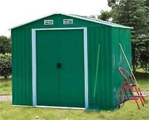 NEW-STEEL-GARDEN-SHED-6-039-x-8-039-ft-5-3M