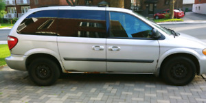 Voiture Chrysler Town & Country