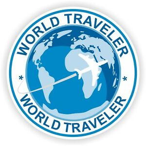 World-Traveler-Sticker-for-Bumper-Truck-Laptop-Baggage-Suitcase-Tablet-Helmet