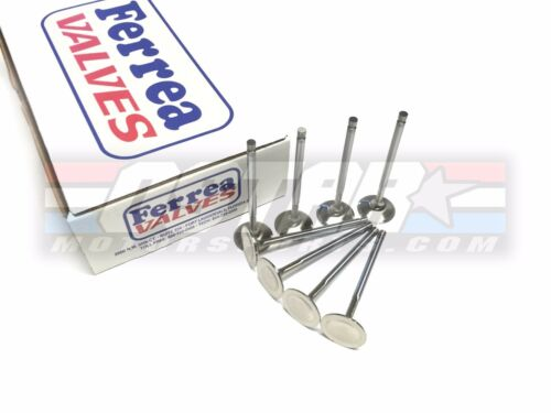 Ferrea Competition Plus Exhaust Valves Chevy Small Block 11//32 F1102PQ