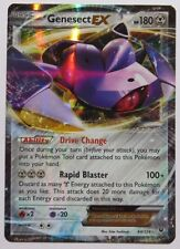 Genesect ex - 64/124 XY Fates Collide - Ultra Rare Pokemon Card