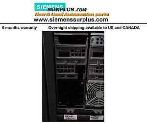 Siemens-Simovert-Masterdrives-6SE7021-3TB61-Z-no-CU-card