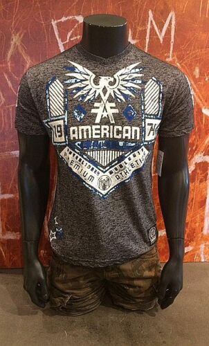 """AMERICAN FIGHTER BY  AFFLICTION SHIRT a266 /"""" AUGUSTA  /"""""""