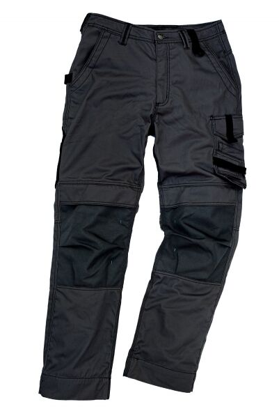 Funsport 48 Airsoft Bundhose Champ grün-grau Gr