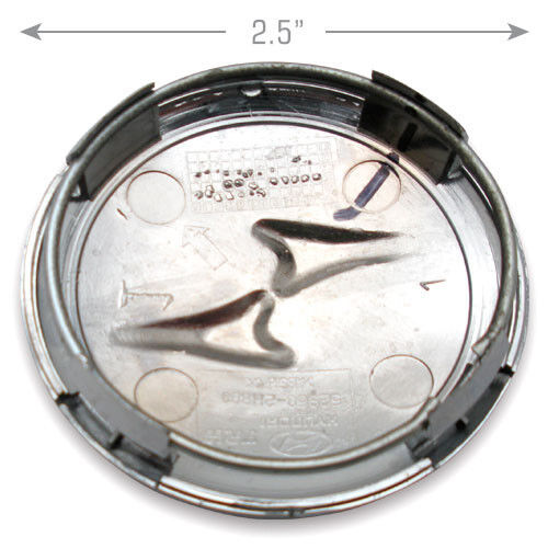 "Set of 4 OEM 07-10 Hyundai 52960-2H800 Elantra 16/"" Wheel Center Caps Hubcaps"