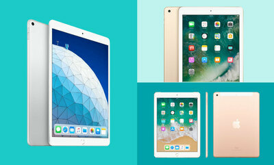 Up to 10% Off Apple Tablets
